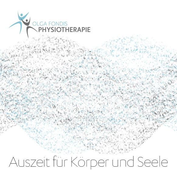 aktueller Folder Fondis Physiotherapie